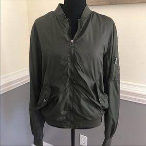 H&M bomber style jacket medium